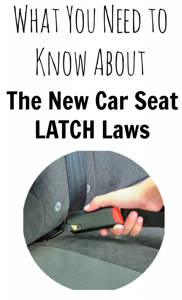 new LATCH laws