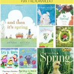 Books About Spring for Preschoolers