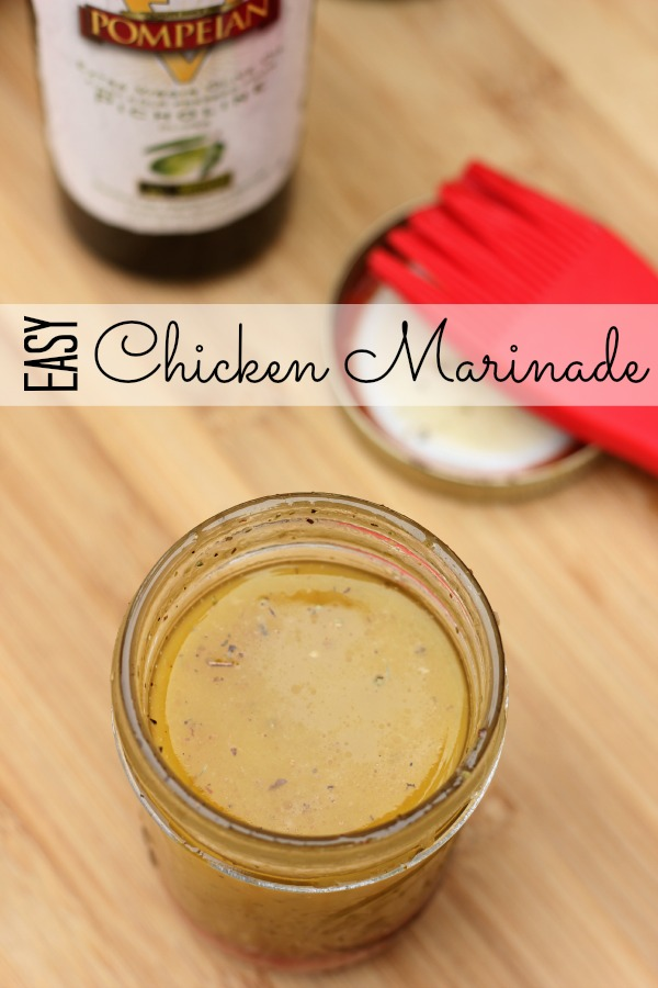 Easy Chicken Marinade