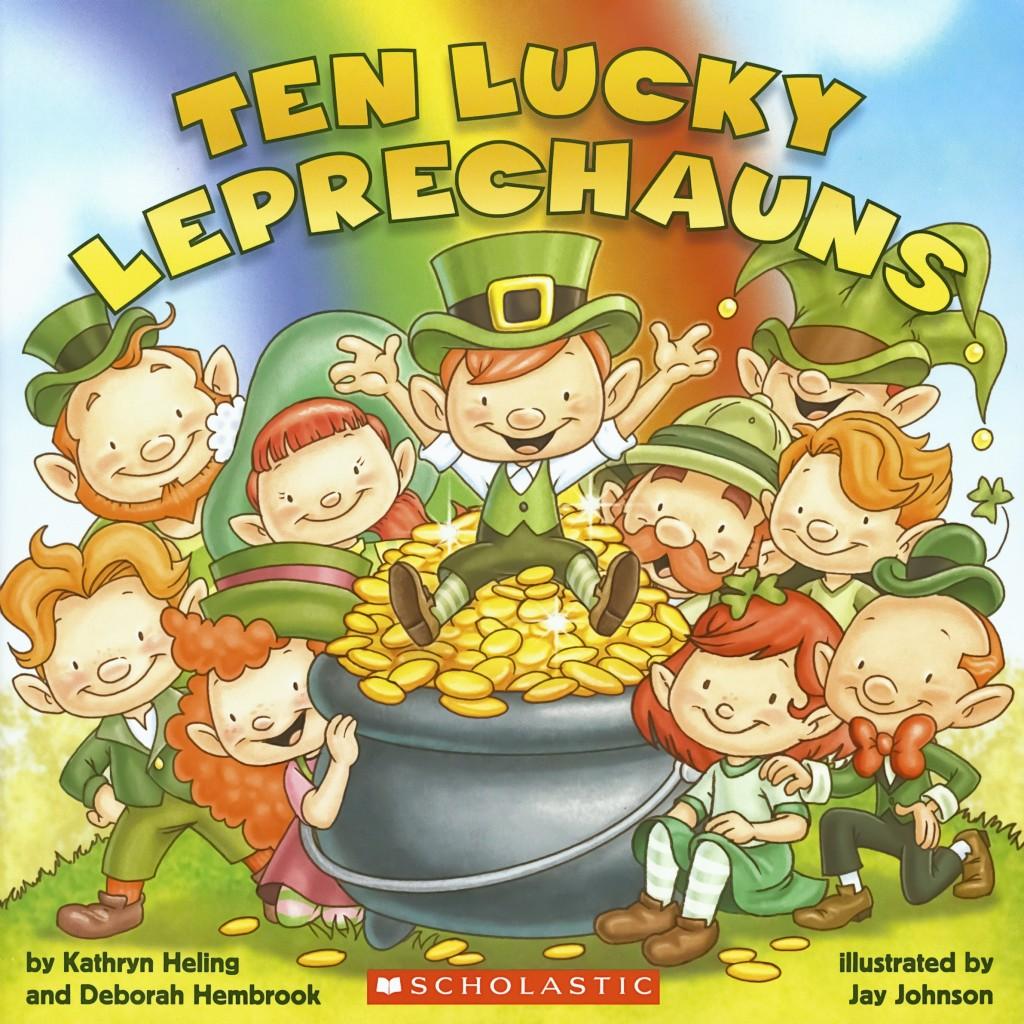 Ten Lucky Leprechauns