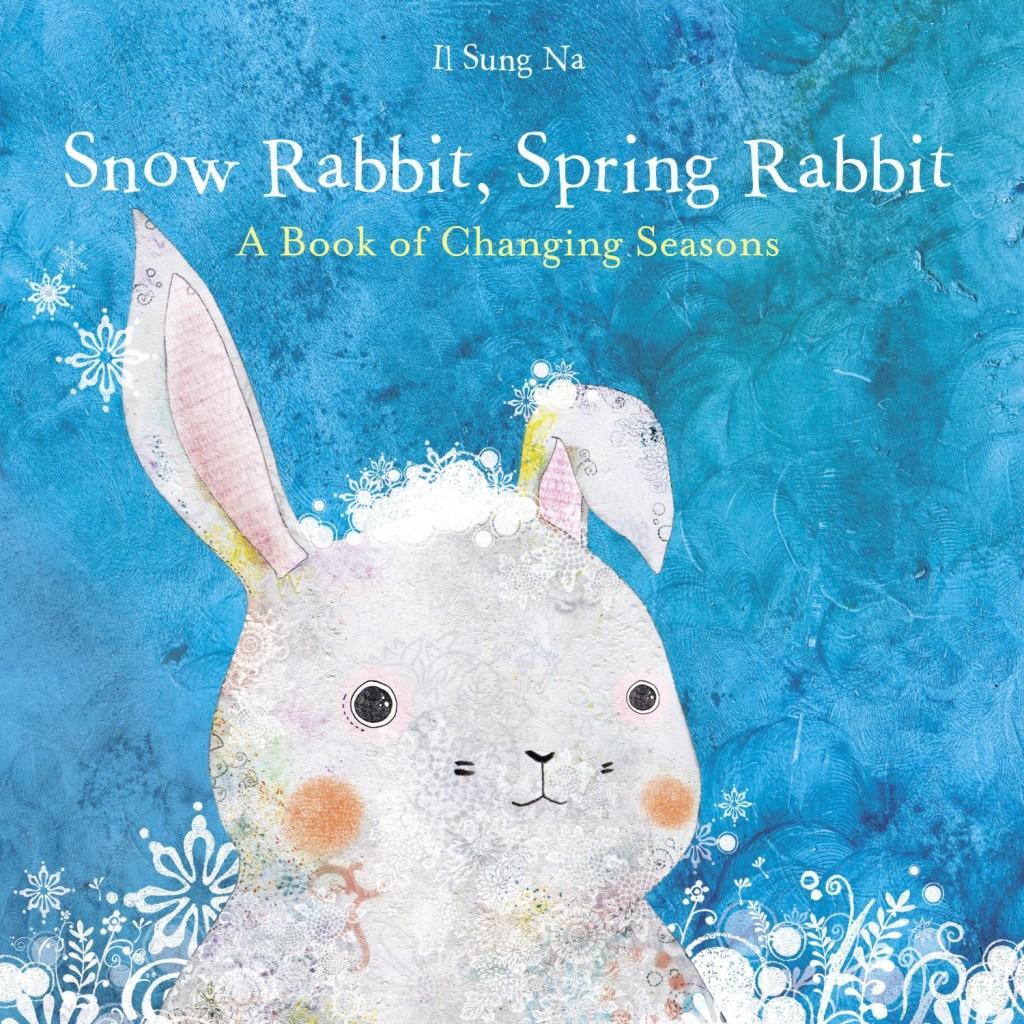snow rabbit spring rabbit