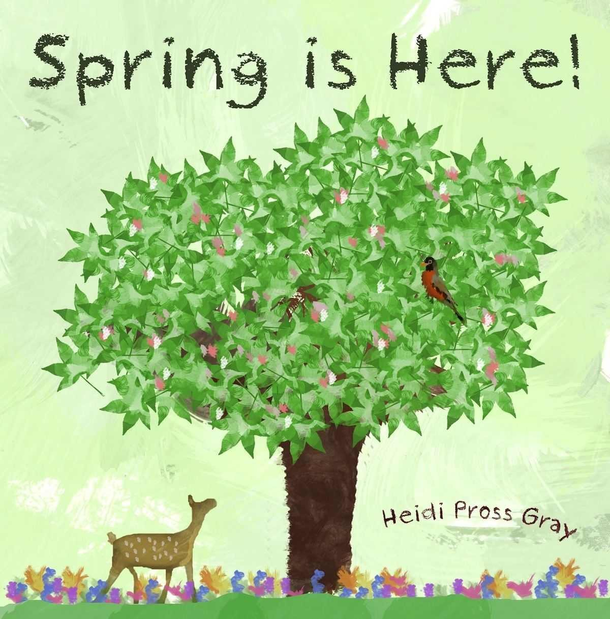 books about spring for preschoolers little us