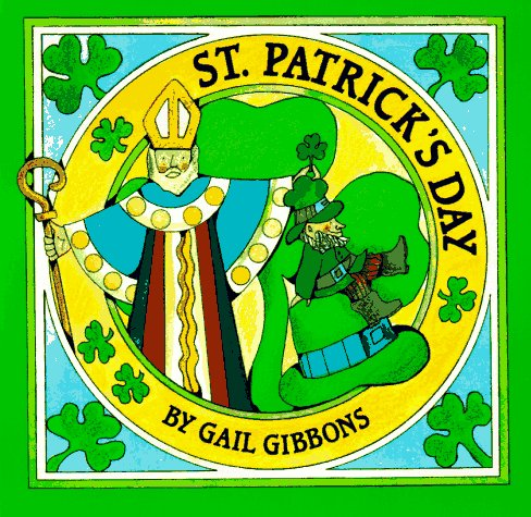 st patricks day by gail gibbons