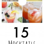 "15 Girls Night In ""Mocktails"""