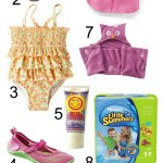 Summer Pool Party Must Haves + Huggies #LittleSwimmers Pool Party