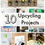 10 Upcycling Projects for Everyday Household Products + Coupons