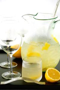 White Wine & Lemon