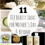 11 DIY Beauty Gifts for Mother's Day + $50 Gift Card & Year Supply Gray Away #Giveaway
