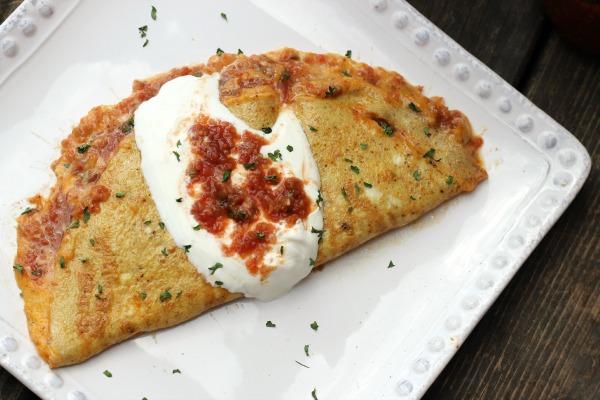 Salsa Omelet Recipe