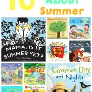10 Books About Summer for Preschoolers
