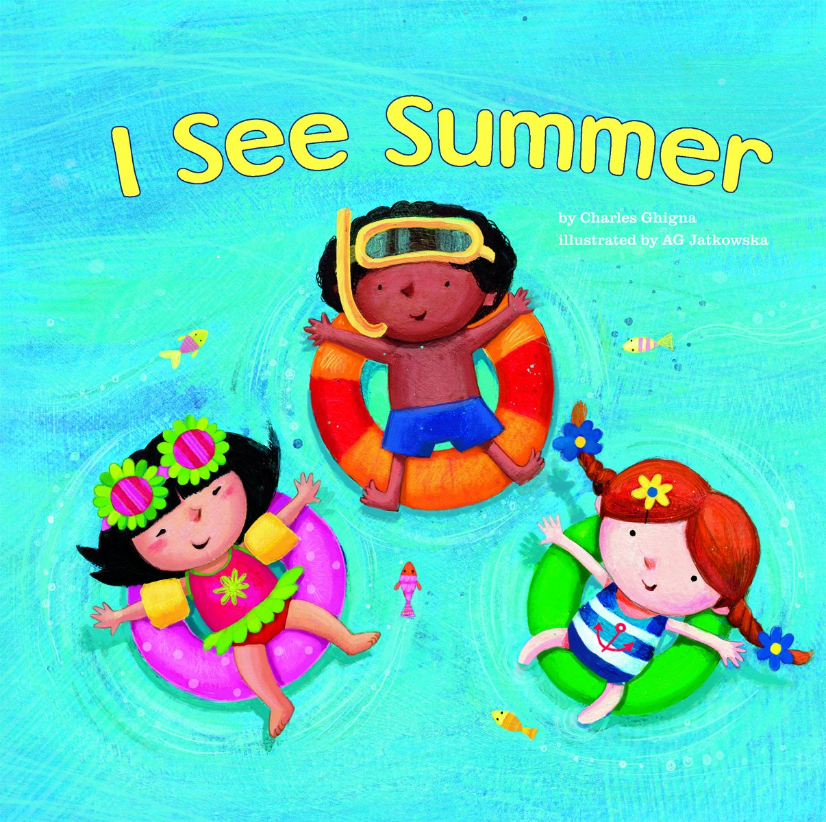 Books About Summer Camp For Kids