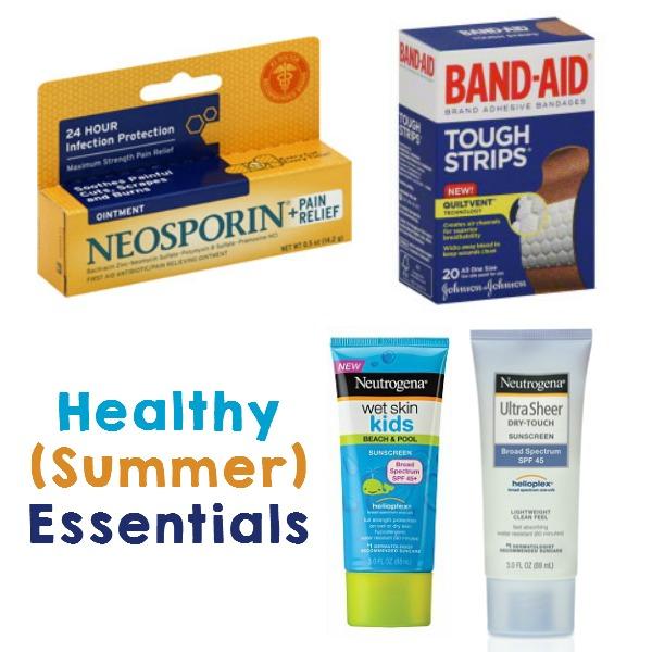 Healthy Summer Essentials