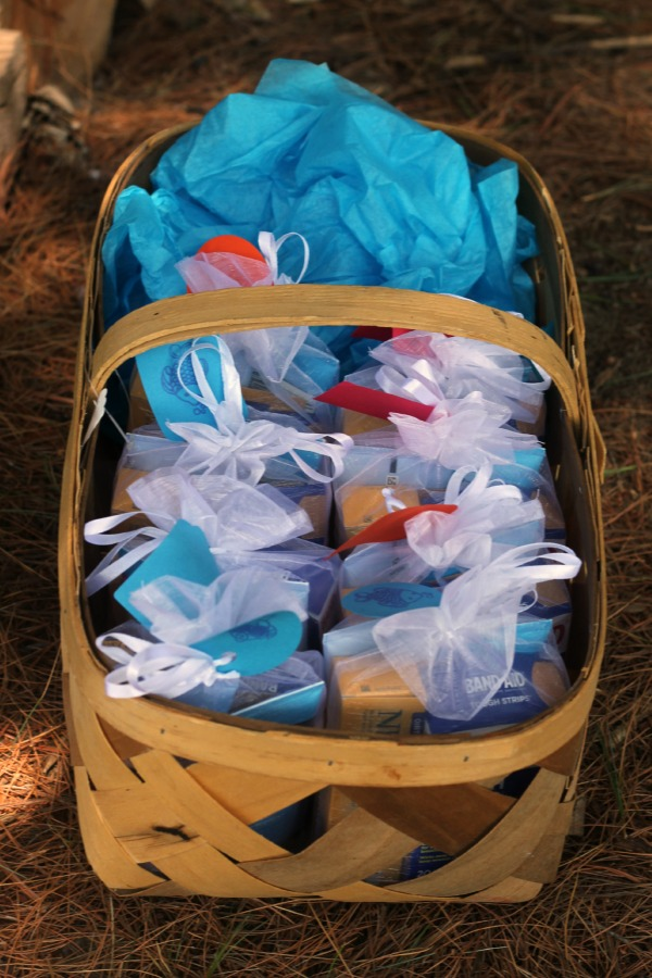 Summer Essentials Gift Bags