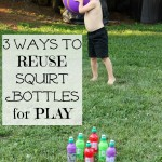 reuse squirt bottles