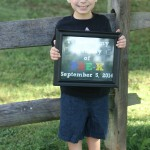 Mason's First Day of Pre-K