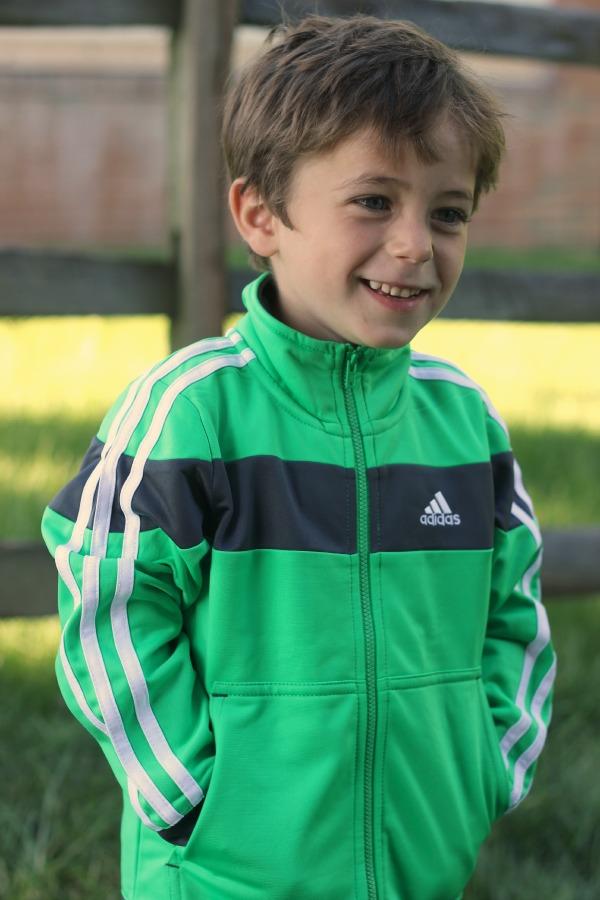 Mason ADIDAS track suit