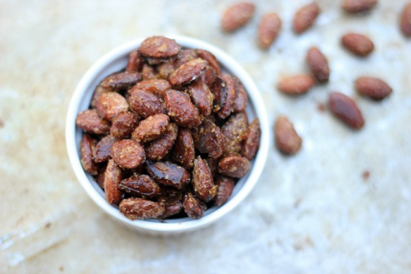 Salted Caramel Almonds 2