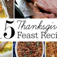 15 Thanksgiving Feast Recipes