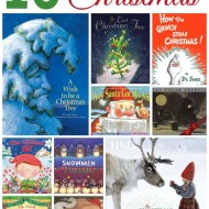 10 Christmas Books for Preschoolers