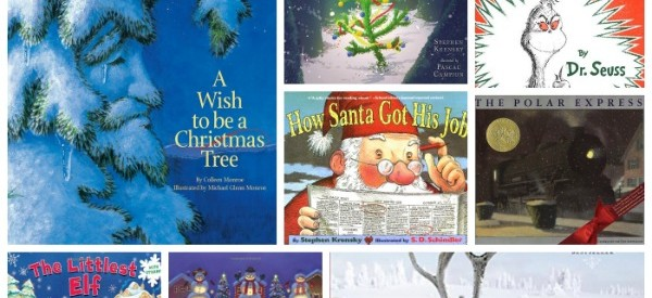 10 Christmas Books for Preschoolers