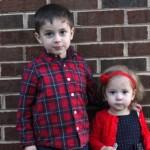 Mason & Kyla Week 38
