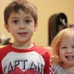 Mason & Kyla Week 43