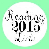 2015 Reading List