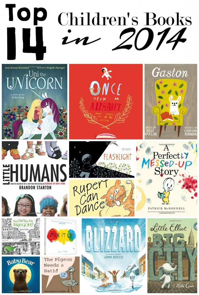 Top Children's Books in 2014