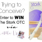 The Stork OTC for Trying to Conceive + Giveaway