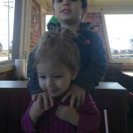 Flavor of Now Mommy & Kids Lunch Date