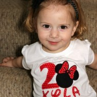Kyla is TWO!