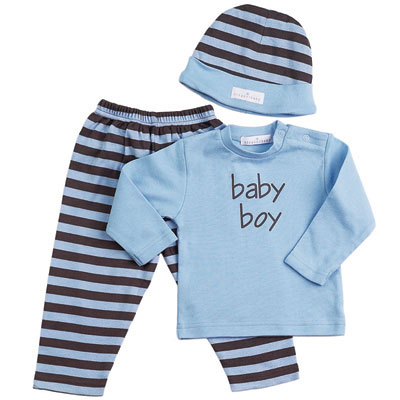 A Guide to Buying Baby Boy Clothes - Little Us