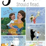 5 Must Read Children's Books for Mother's