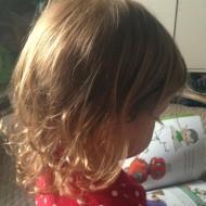 Kyla's hair