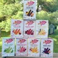 Ruby Rocket's Veggie & Fruit Pops