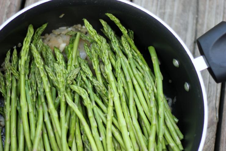 add aspargus
