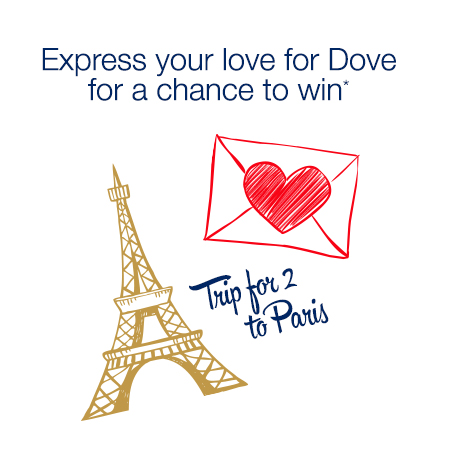 express your love for dove