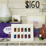$30 off Premium Starter Kit from Young Living