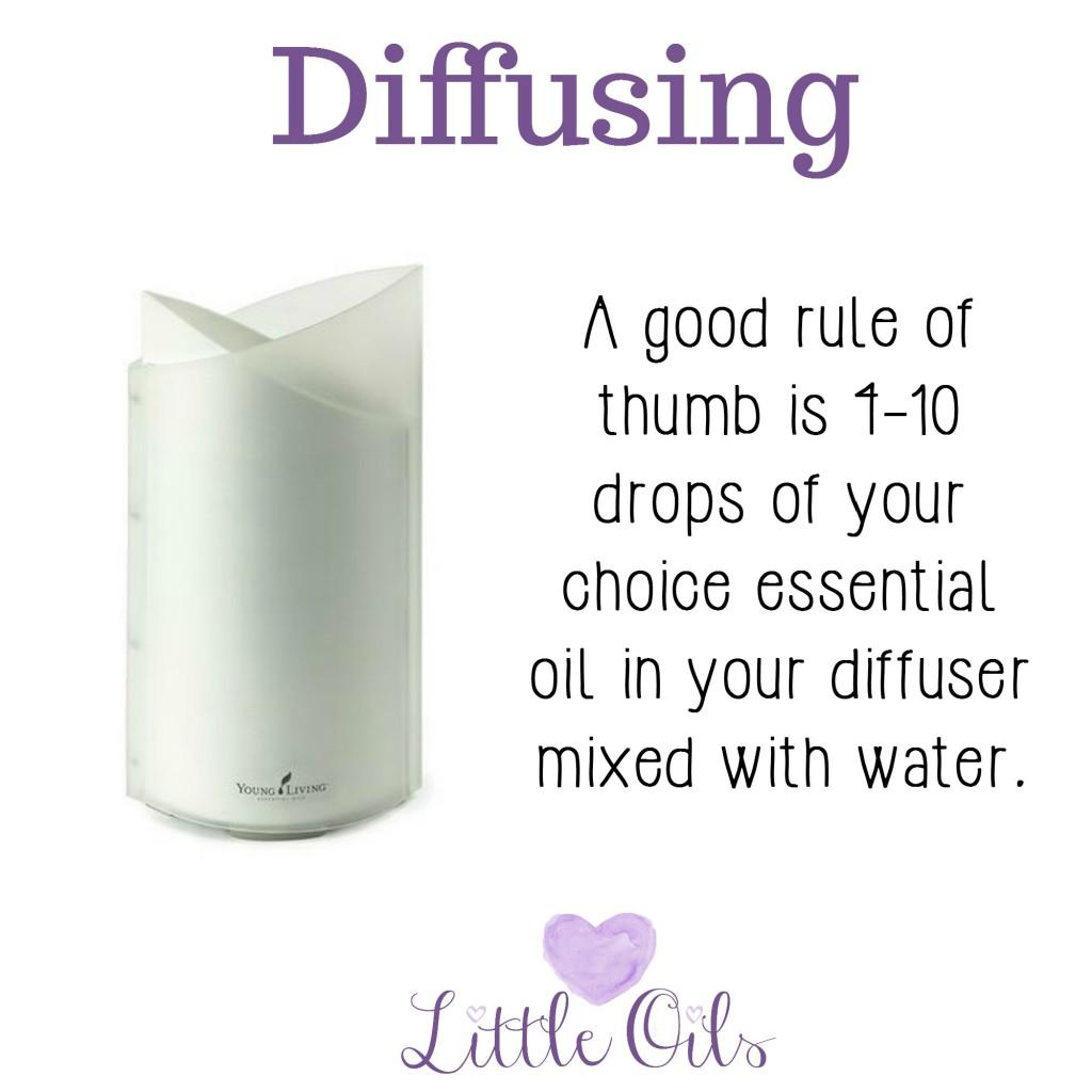 5. Diffusing