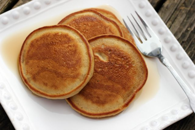 Protein Pancakes for Kids + #Giveaway