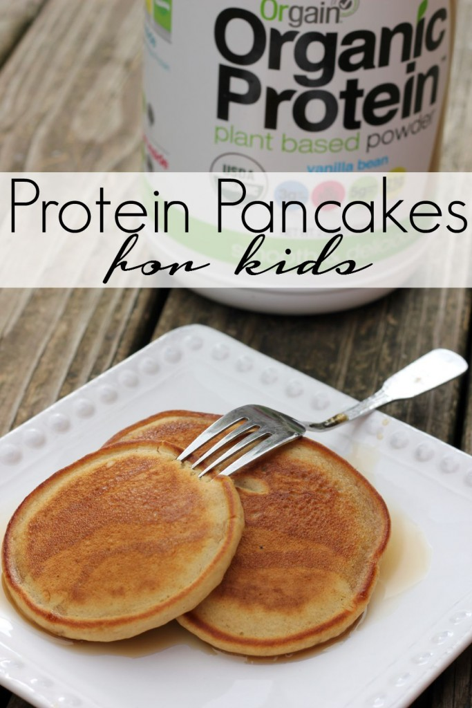 Protein Pancakes For Kids Giveaway Little Us