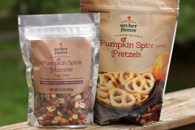Pumpkin Spice Everything at Target
