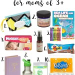 10 Diaper Bag Essentials for Moms of 3+