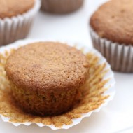 Orange Pumpkin Muffins