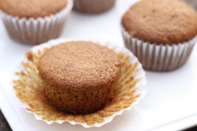 Pumpkin Orange Muffins