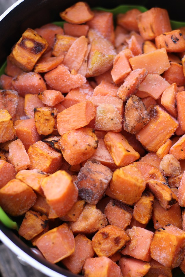 frozen archer farms roasted sweet potatoes