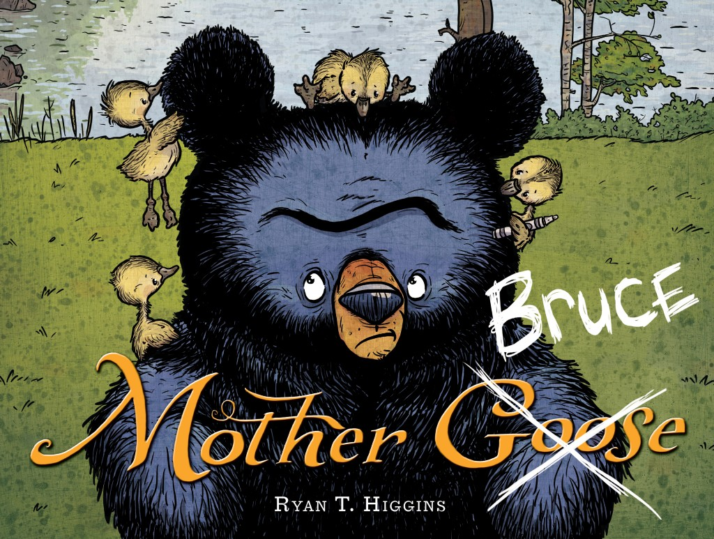 mother bruce book cover