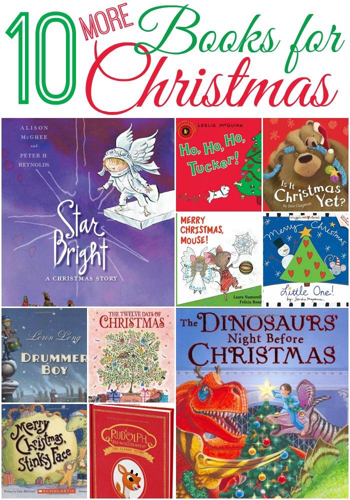 Books for Christmas