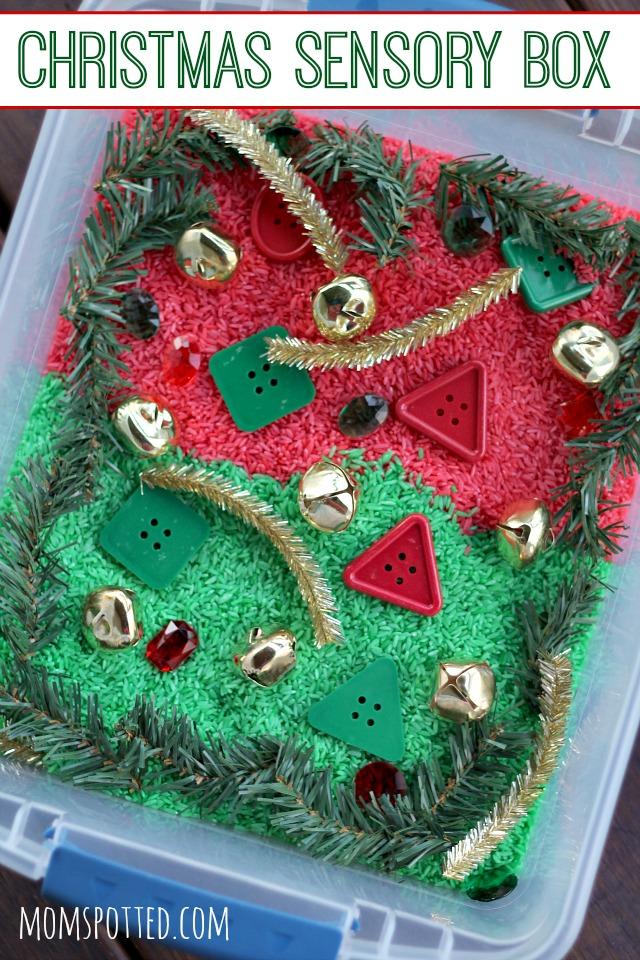 Christmas-Sensory-Box