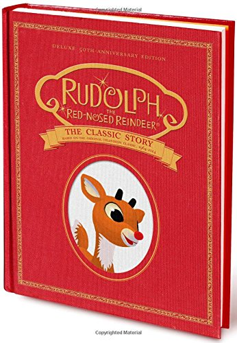 Rudoplh the Red Noised Reindeer